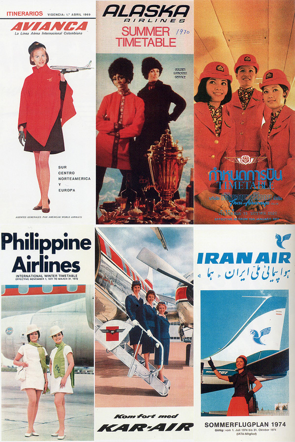 Alaska Airlines, Philippine Airlines, Kar Air, IranAir